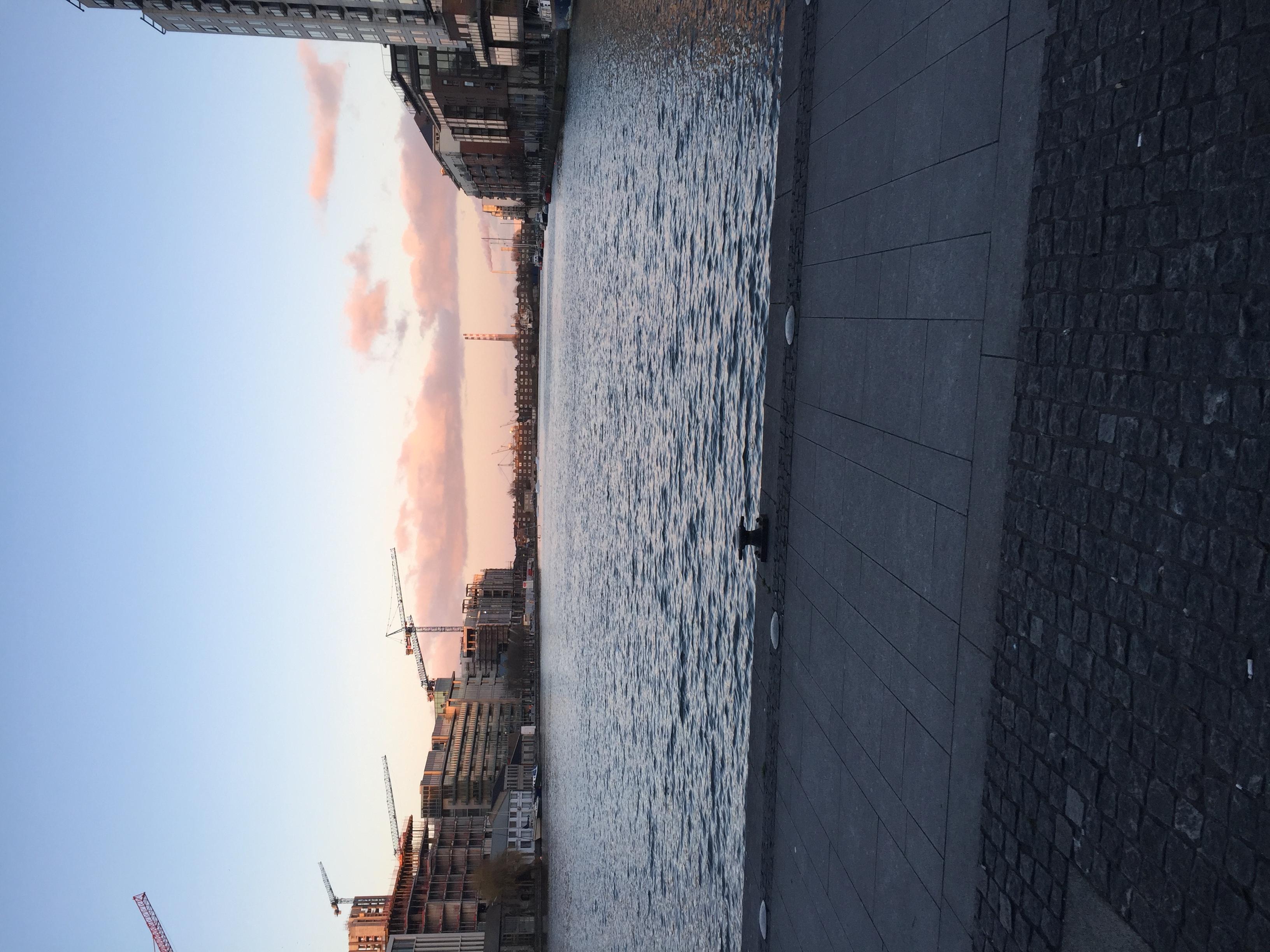 Beautiful River Liffey