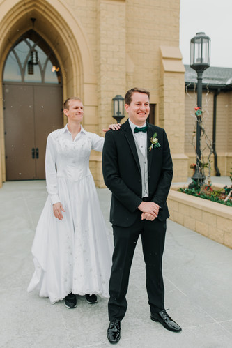 John and Mark Gibbs Wedding