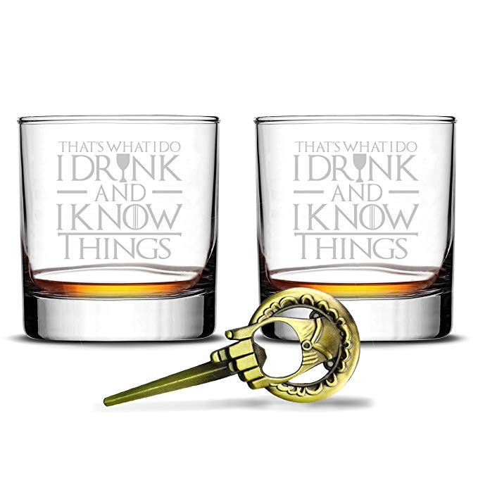 Tyrian Whiskey Glasses