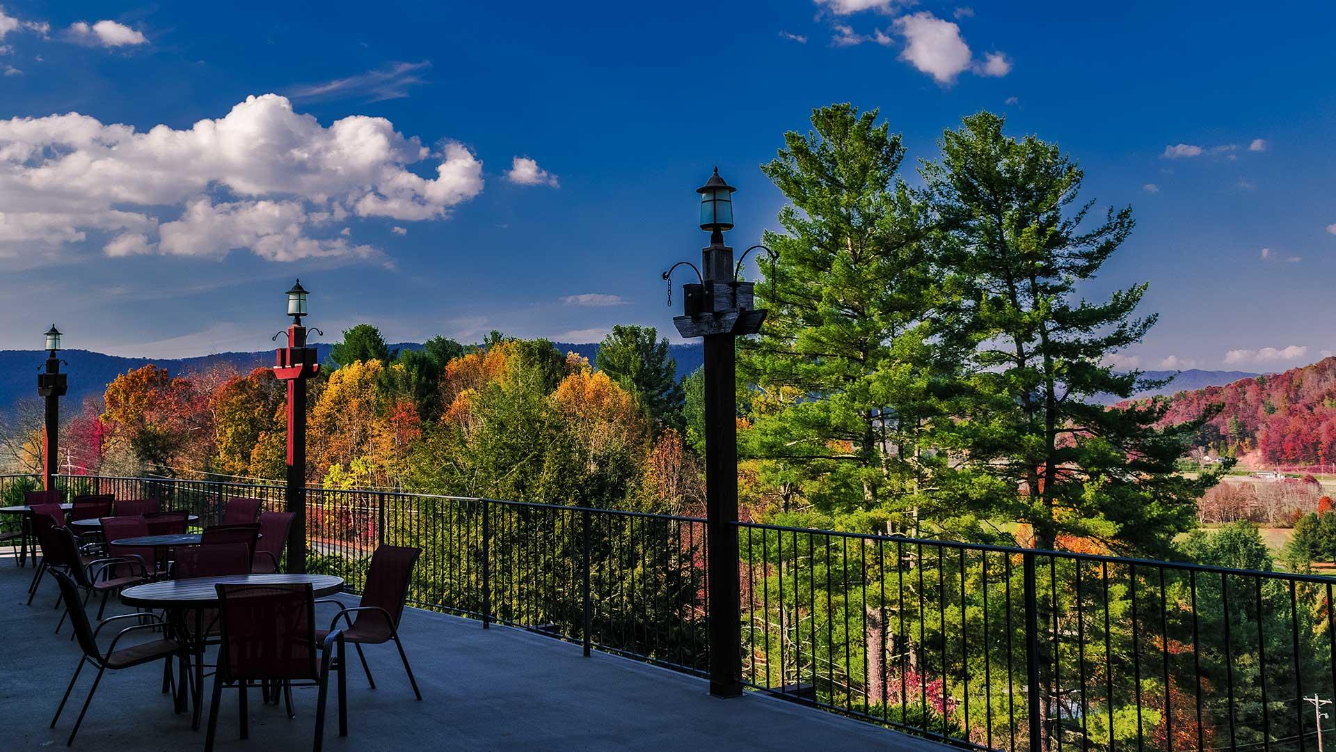 redtail mountain resort | vistas land & sea