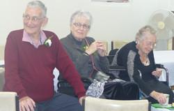 Maurice, Rosaleen and Doreen_