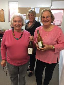 Barbara Benge and Clare Hare