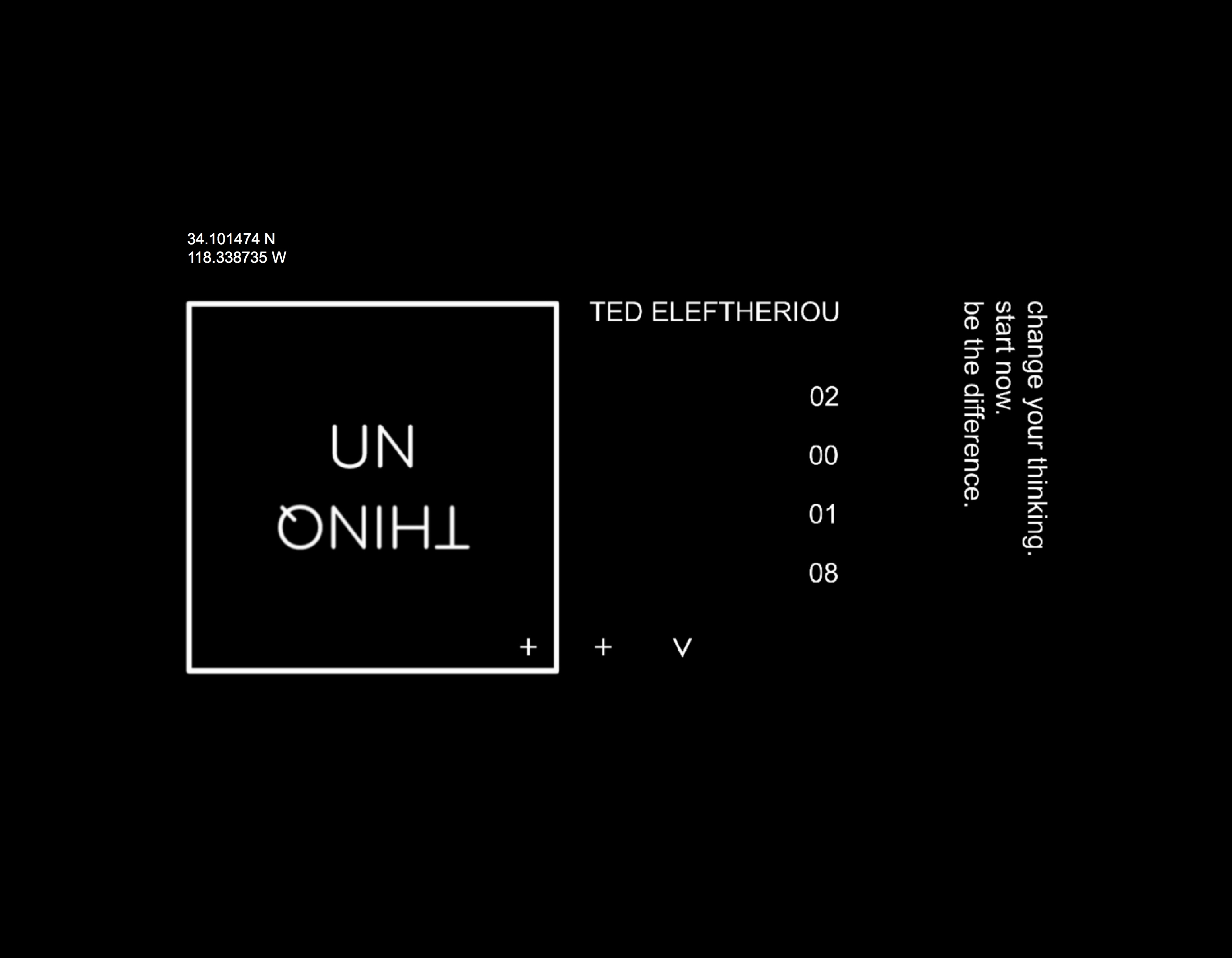 ted eleftheriou - UnThinQ