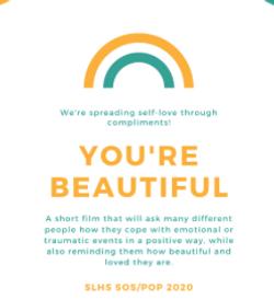 Spreading Self-Love through Complime