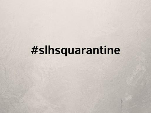Project 1: #slhsquarantine