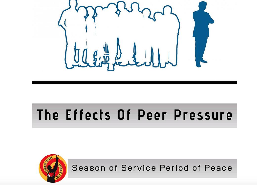 The Effects of Peer Pressure