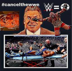 Cancel the WWE