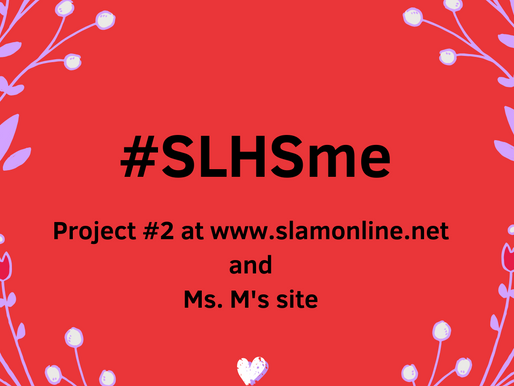 Project #2 #SLHSme