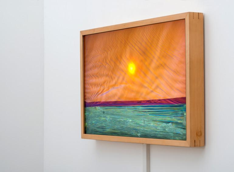 Sun Set, 2019