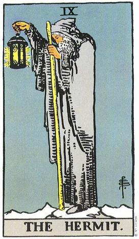 Counsel. Knowledge. Solitude. Self-illumination. Prudence. Discretion. Caution. Vigilance. Circumspection. Self-denial. Withdrawal. Regression. Desertion.