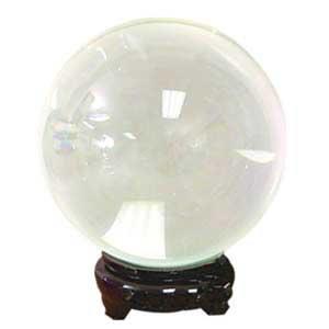 Clear Gazing Ball