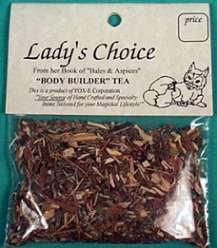 Body Builder tea (5+ cups)