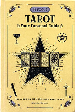 Tarot, your Personal Guide (hc) by Steven Bright