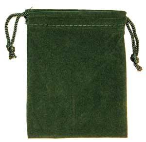 Green Mojo Bag (small)