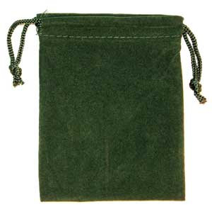 Green Mojo Bag (medium)
