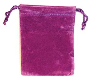 Purple Mojo Bag (medium)