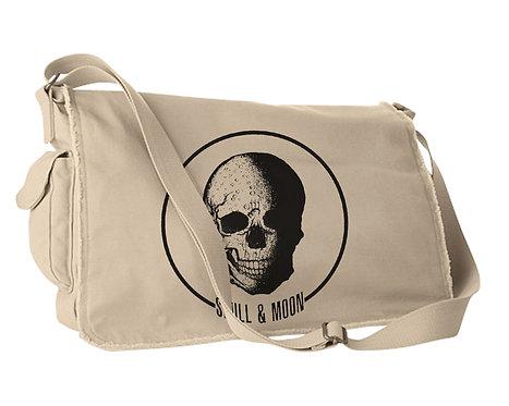 S& M Logo Messenger Bag