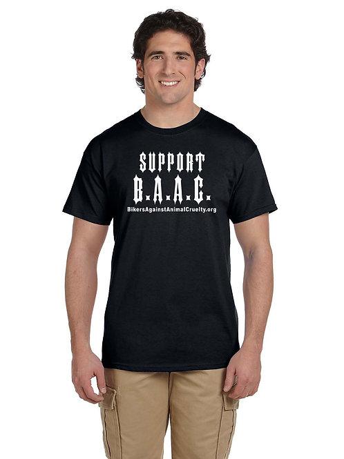 Support B.A.A.C. T-Shirt (Unisex)
