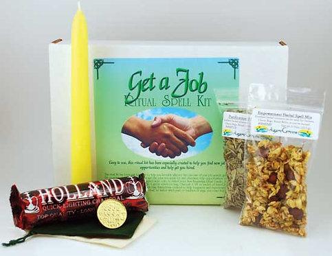 Get A Job Ritual kit