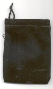 Black Mojo Bag (medium)