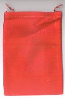 Red Mojo Bag (x-large)
