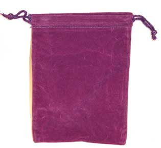 Purple Mojo Bag (large)