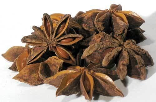 Anise Star Whole 2 oz (Ilicium verum)