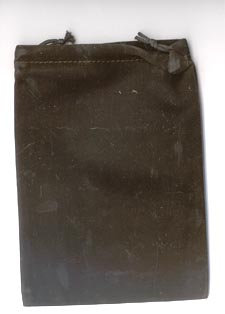 Black Mojo Bag (x-large)
