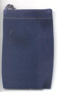 Blue Mojo Bag (small)