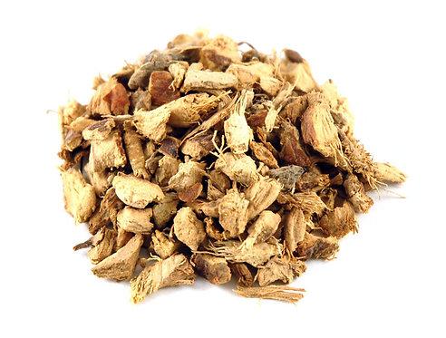 """Galangal Root Cut """"Chewing John"""" 1 oz (Alpinia species)"""