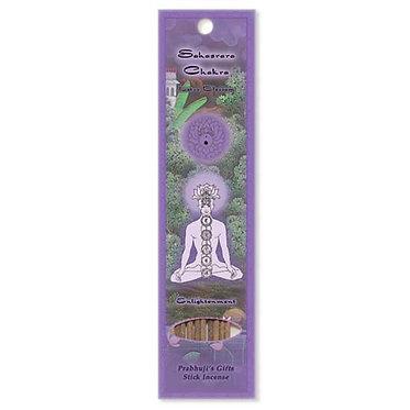 Crown Chakra Incense Stick (10 pack)