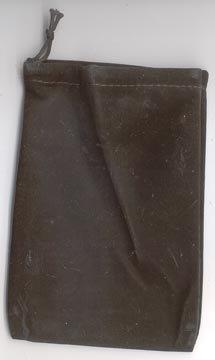 Black Mojo Bag (large)