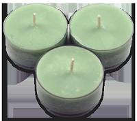 Earth Elemental Tealight Candles 13/pk