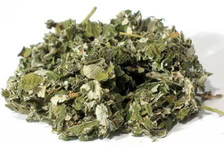 Raspberry Leaf Cut 2 oz (Rubus idaeus)