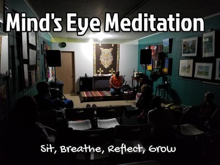 Why I meditate & you should too!