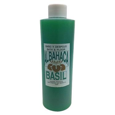 Basil/Albaca Bath & Floor Wash