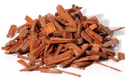 Sandalwood Cut Red 1 oz (Pterocarpus santalinus)