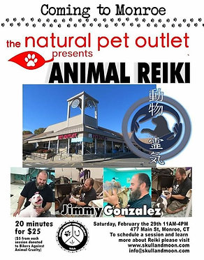 Animal Reiki (EVENT)