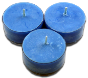 Water Elemental Tealight Candles 13/pk