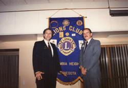 Columbia Heights Lions Memories