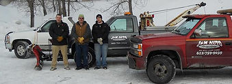 Our team that will provide cash for junk cars in Plymouth, MN