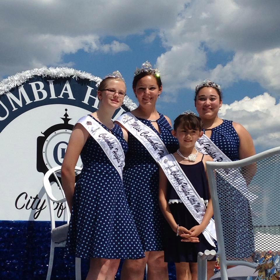 Columbia Heights Royalty Program