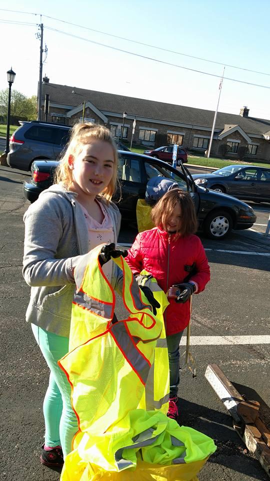 Adopt a park volunteering