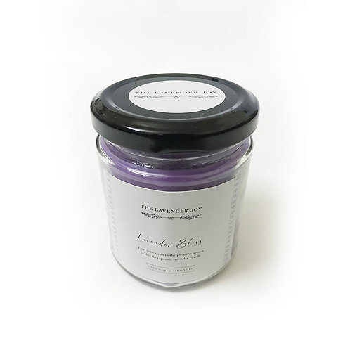 Lavender Bliss - Soy wax aroma candle