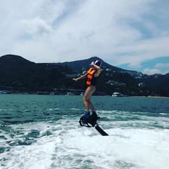 #Flyboard #Flyboardhk #hkflyboard #Hover
