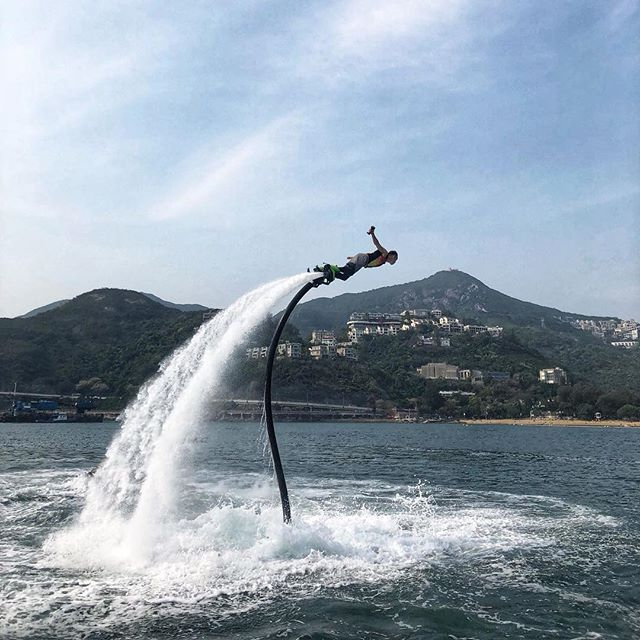 Flyboard experience for 2 hours