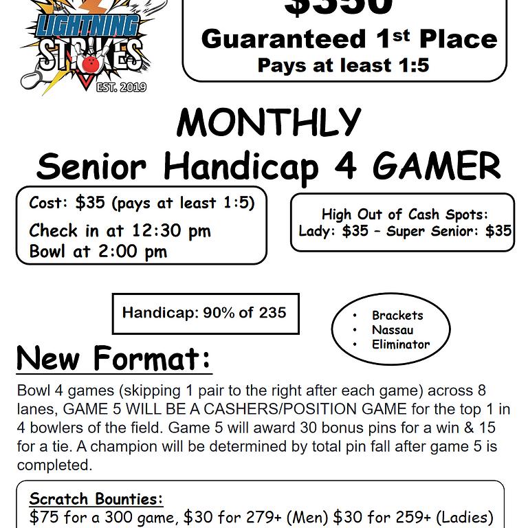 Senior HDCP 4 Gamer
