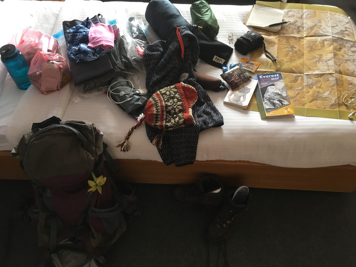 Preparing for the big adventure