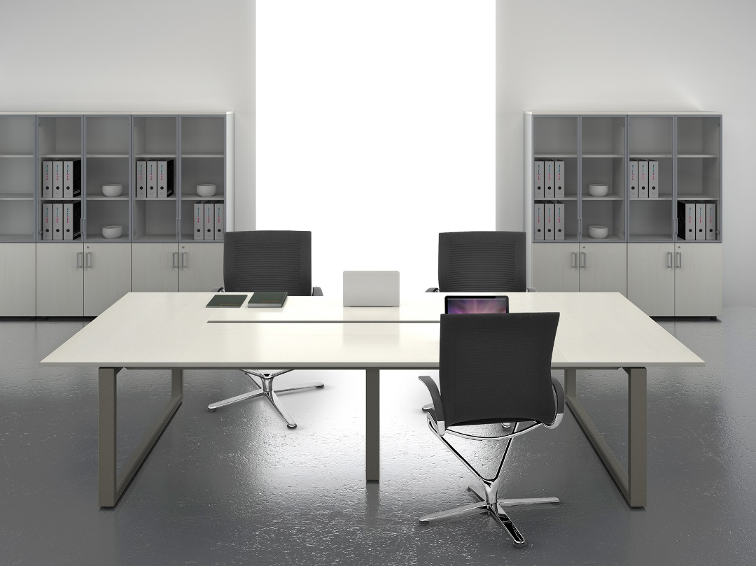 Solo Meeting Table