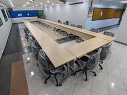 Fold-able table and chairs